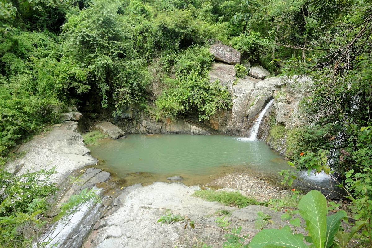 Curug Bayat Air Terjun Bukit Kapur Dwi Jayanti Wulandari Bertolak