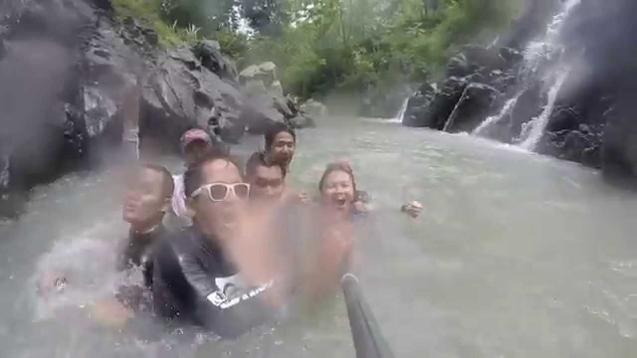 Curug Indah Tegalrejo Gunungkidul Youtube Bayat Kab