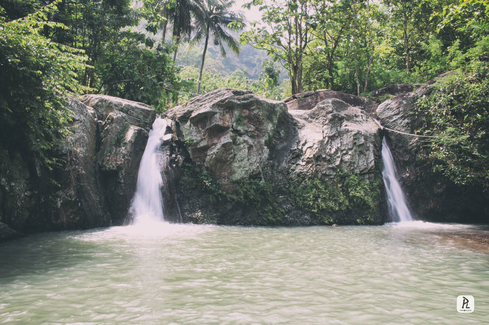 Curug Indah Tegalrejo Pesona Tersembunyi Gunung Kidul Panorlens Bayat Kab