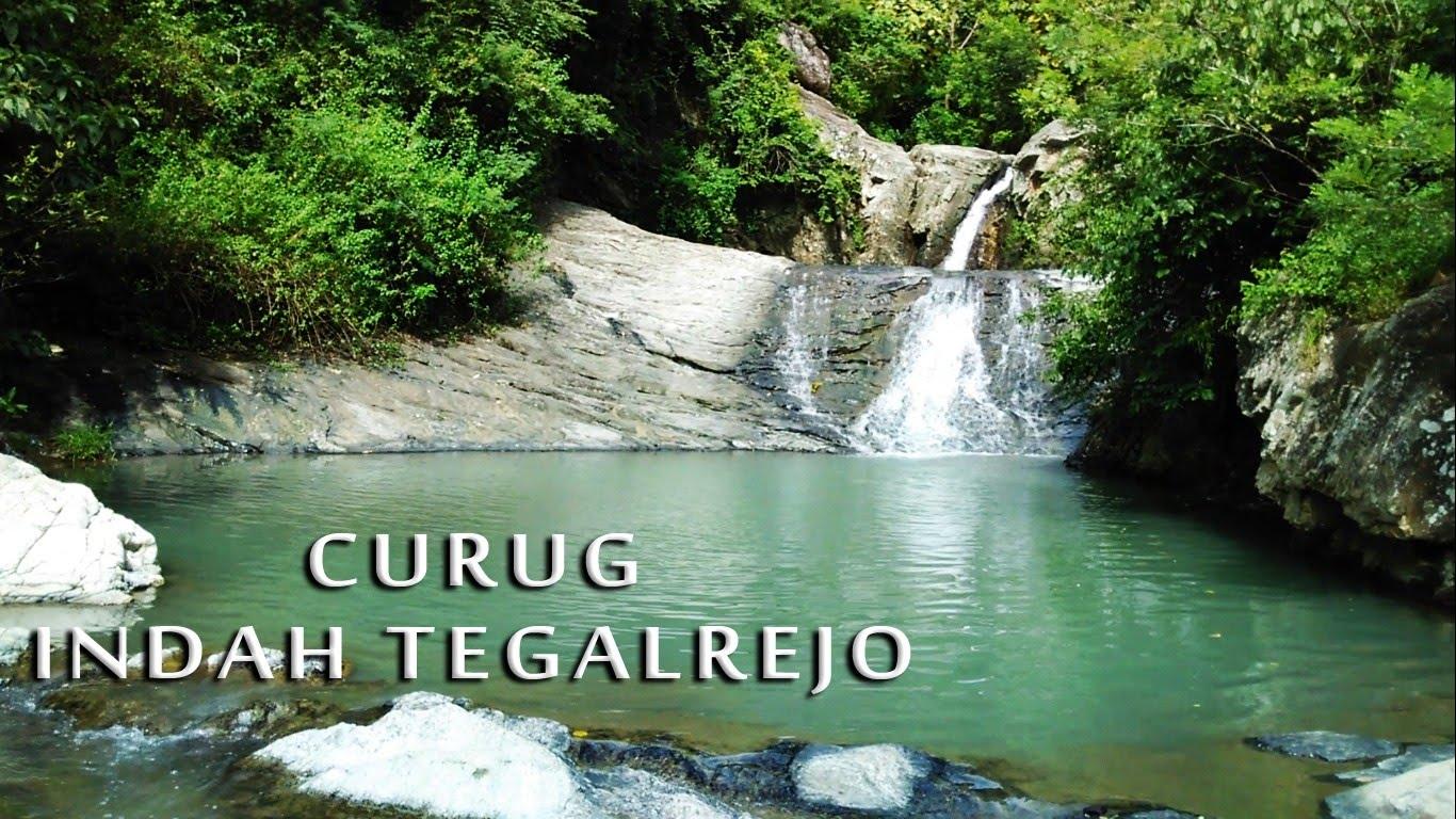 Curug Indah Tegalrejo Waterfall Youtube Bayat Kab Gunungkidul