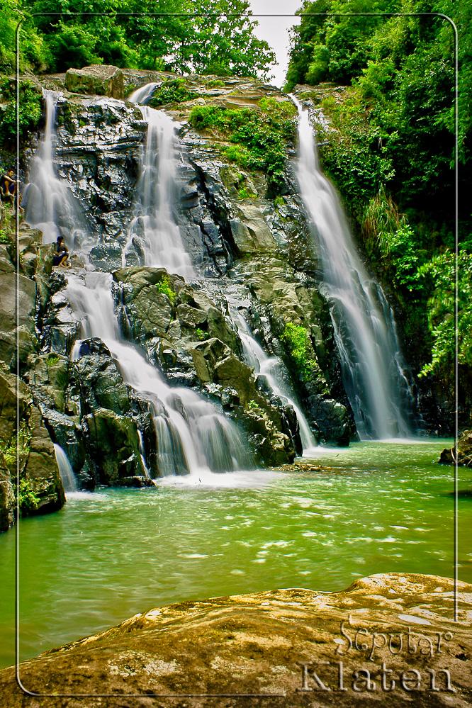 Seputar Klaten Curug Bayat Indah Tegalrejo Kab Gunungkidul