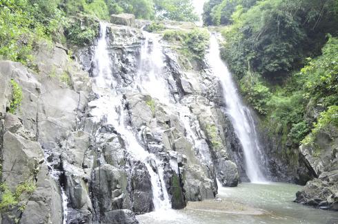 Wisata Yogyakarta Curug Indah Tegalrejo Gunung Kidul Meski Secara Administratif