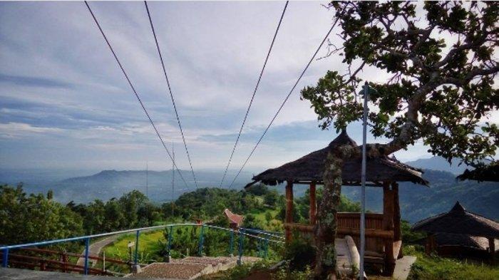 Green Village Gedangsari Keindahan Permadani Hijau Yogyakarta Flying Fox Desa