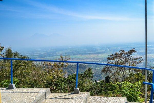 Green Village Gedangsari Panorama Hutan Hijau Beton Jogja Desa Kab