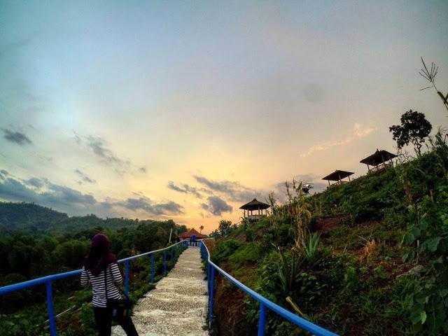 Green Village Gedangsari Spot Keren Utara Gunung Kidul Desa Hijau