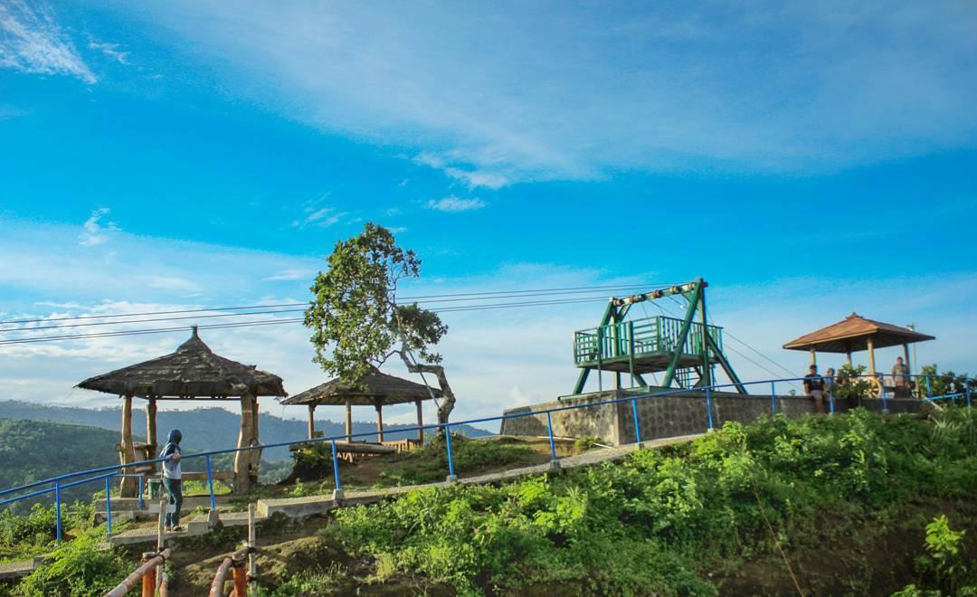 Green Village Gunungkidul Pesona Permadani Hijau Yogyakarta Desa Gedangsari Kab