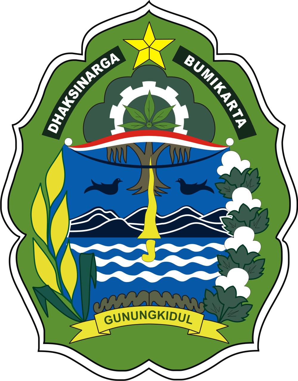 Gunungkidul Bappeda Logo Desa Hijau Gedangsari Kab