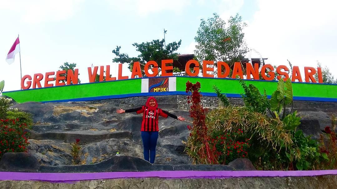 Harga Tiket Rute Menuju Green Village Gedangsari Desa Hijau Kab