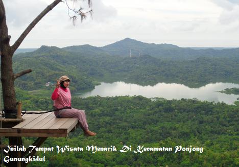 Inilah Tempat Wisata Menarik Kecamatan Ponjong Gunungkidul Desa Hijau Gedangsari