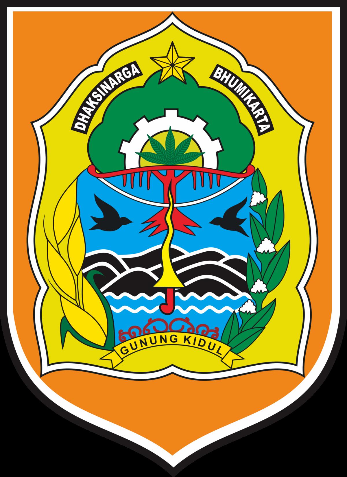 Kabupaten Gunungkidul Wikipedia Bahasa Indonesia Ensiklopedia Bebas Desa Hijau Gedangsari