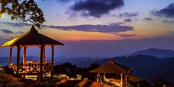 Mengunjungi Green Village Gedangsari Spot Sunrise Kece Gunungkidul Kabardunia Desa