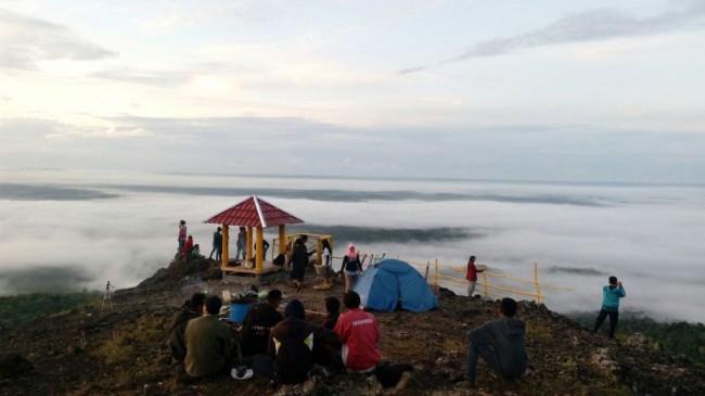 Peristiwa Pesona Gunung Gentong Gedangsari Gunungkidul Desa Hijau Kab