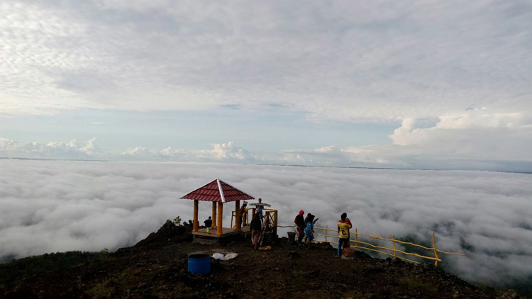 Puncak Bukit Gentong 4g Keseksian Gunungkidul Tiada Duanya Desa Hijau