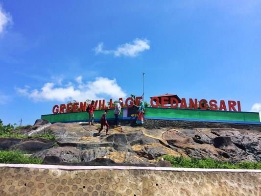 Tempat Wisata Jogja Wajib Kunjungi Eksotisme Alam Dikunjungi Lokasi Green