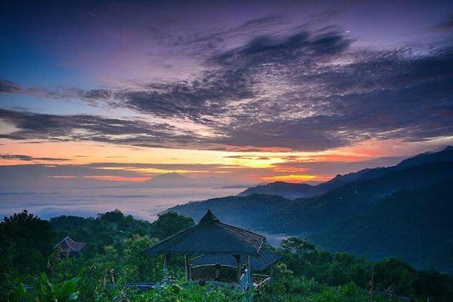 Village Gedangsari Spot Keren Utara Gunung Kidul Hunting Green Foto