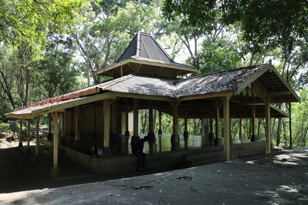 Geopark Gunung Sewu Informasi Hutan Lindung Wanagama Kab Gunungkidul