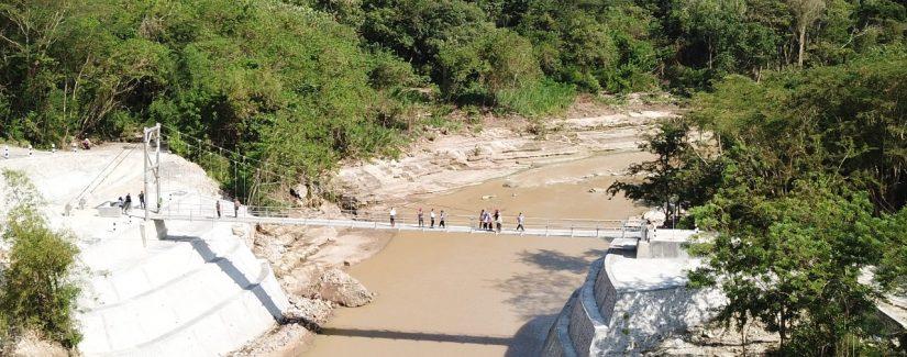 Jembatan Gantung Keren Tengah Hutan Wanagama Direktorat Gunungkidul 4 18