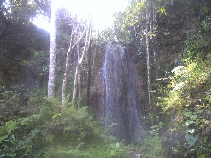 Wisata Alam Wadiyo Sblog Page 2 Air Terjun Sendang Ayu