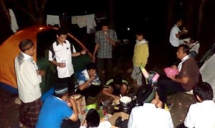 Wisata Hutan Wanagama Gunung Kidul Jogjakarta Wongcrewchild Suasana Camping Kab