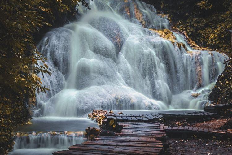 100 Wisata Jogja Gunungkidul Inikah Kamu Cari Air Terjun Gegad