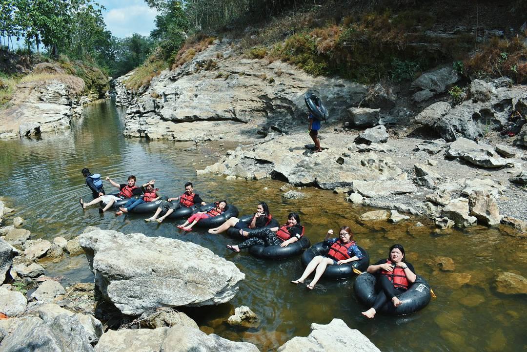 100 Wisata Jogja Gunungkidul Inikah Kamu Cari Cave Tubing Goa