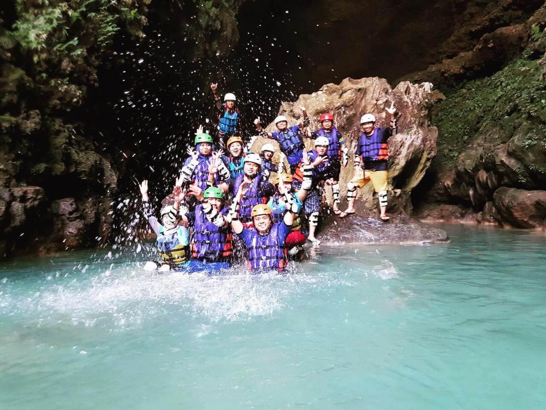 210 Tempat Wisata Jogja Terbaru Terpopuler Wajib Dikunjungi Cave Tubing