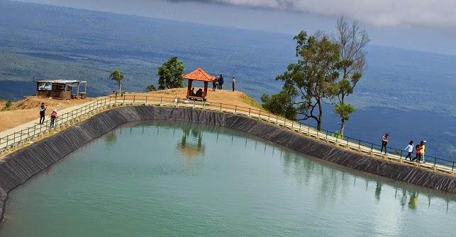 26 Tempat Wisata Wonosari Jogja Wajib Dikunjungi Embung Batara Sriten