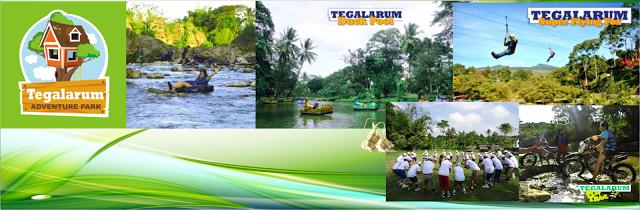 Berpetualang Tegalarum Adventure Park Wisata Wonosari Gunungkidul 1 Kab