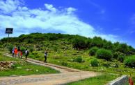 Berpetualang Tegalarum Adventure Park Wisata Wonosari Lembayung Senja Bukit Jujugan