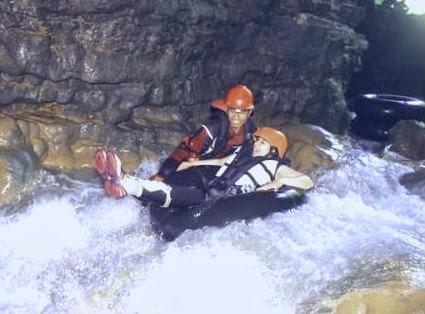 Cave Tubing Kalisuci Wonosari Jogjakarta Wisata Tegalarum Adventure Park Kab