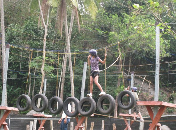 Destinasi Wisata Tegalarum Adventure Park Gunungkidul Kab