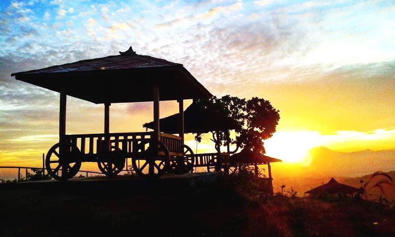 Menikmati Senja Green Village Gedangsari Gunung Kidul Eksotis Jogja Tegalarum
