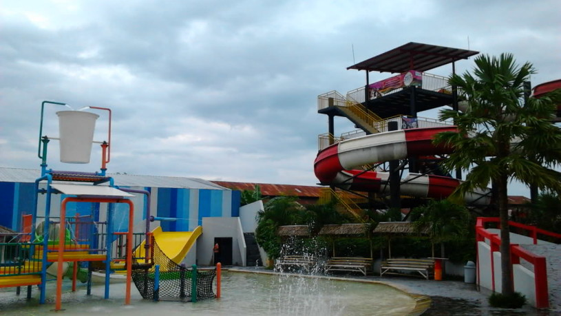 Rental Mobil 1 Jogja Murah Yogyakarta Berbagai Wahana Air Seru