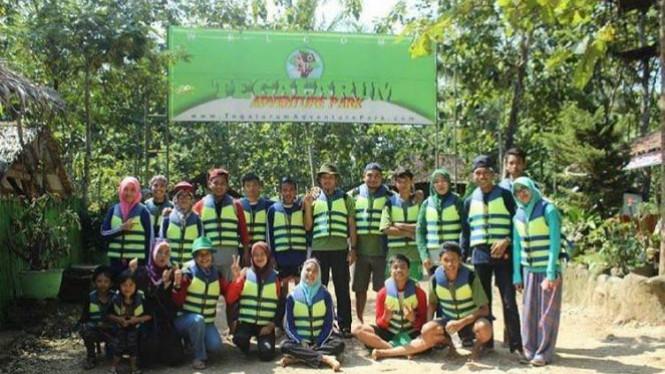Serunya Berpetualang Tegalarum Adventure Park Viva Image Title Photo Report