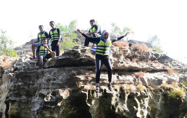 Tegalarum Adventure Park Singgahi Kab Gunungkidul