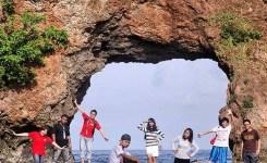 Tegalarum Adventure Park Singgahi Panta Pintu Kota Kab Gunungkidul