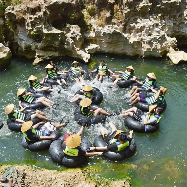 Tegalarum Adventure Park Wisata Petualangan Seru Jogja Kab Gunungkidul