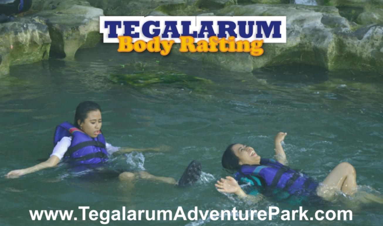 Tegalarum Body Rafting Wisata Wonosari Adventure Park Kab Gunungkidul