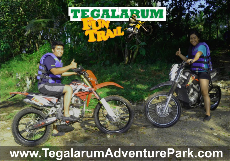 Tegalarum Fun Trail Atv Wisata Wonosari Adventure Park Kab Gunungkidul