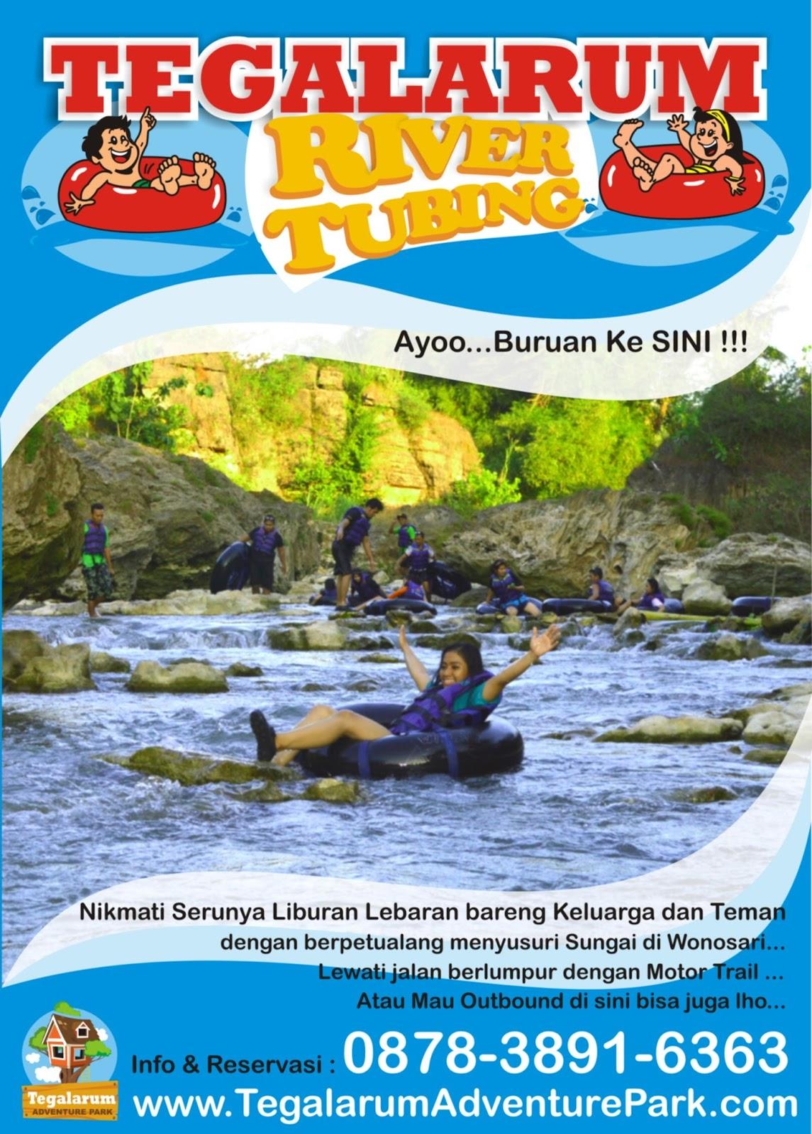 Tempat Wisata Wonosari Tegalarum Adventure Park Image Kab Gunungkidul
