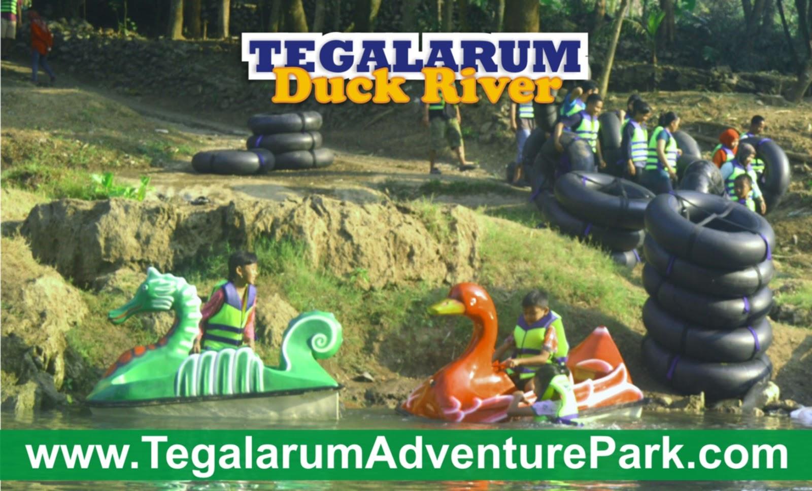 Wisata Wonosari Tegalarum Adventure Park Gambar Wahana Keluarga Jogja Kab