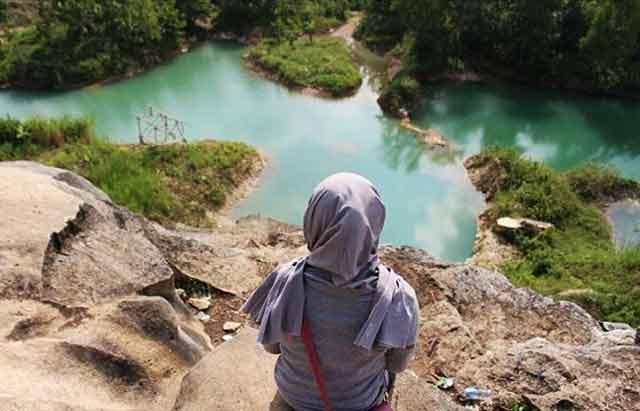 5 Wisata Gunung Kidul Terbaru Mengisi Libur Akhir Pekan Telaga
