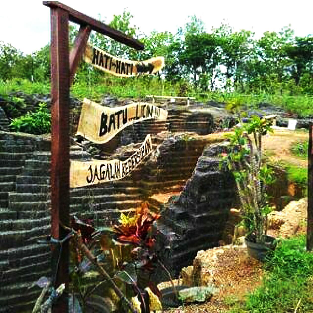 Batu Giring Semanu Gunungkidul Gunungkidulku Watu Kab