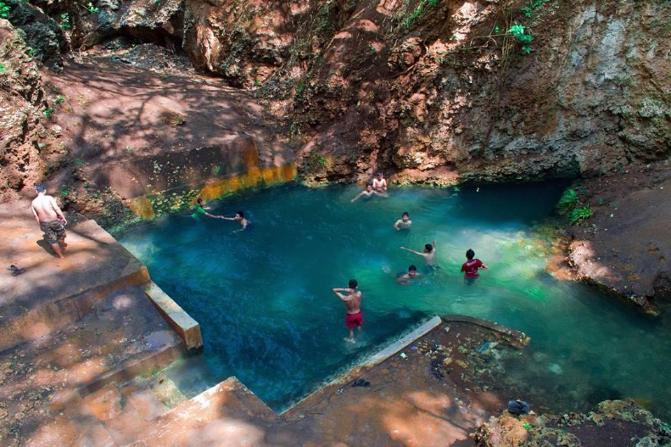 Bening Segarnya Mata Air Srimulih Gunungkidul Jogja Watu Giring Kab