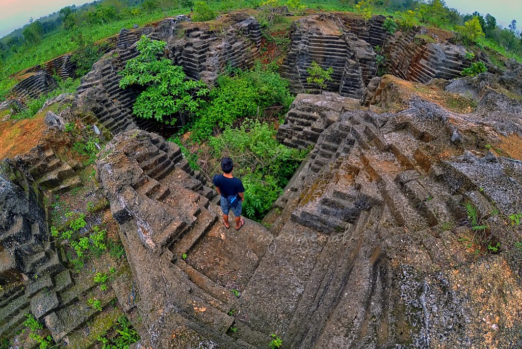 Destinasi Wisata Alam Watu Giring Gunungkidul Harga Tiket Masuk Kab