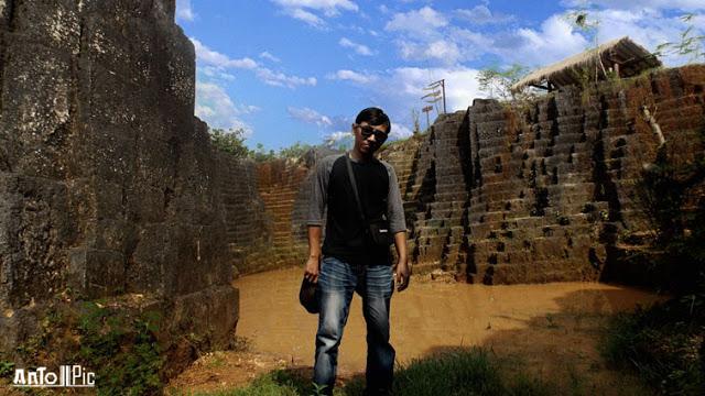 Nemu Wisata Selfie Batu Giring Semanu Gunungkidul Watu Kab