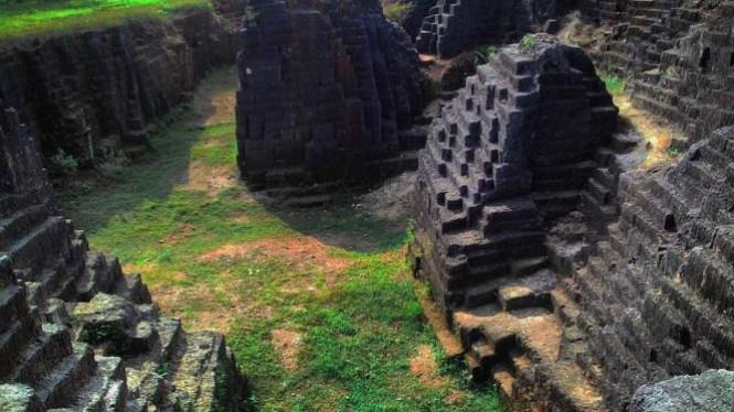 Pemandangan Eksotis Watu Giring Gunungkidul Yogyakarta Viva Image Title Kab