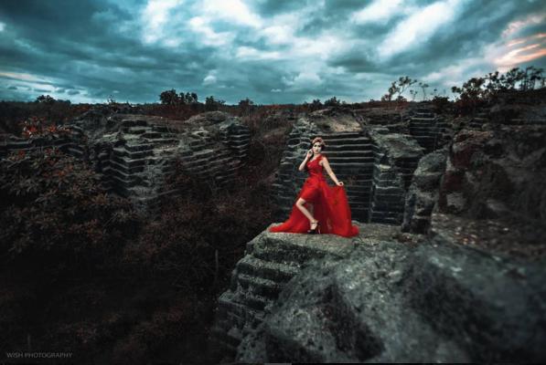 Watu Giring Gunung Kidul Penyatuan Karya Manusia Alam Kab Gunungkidul