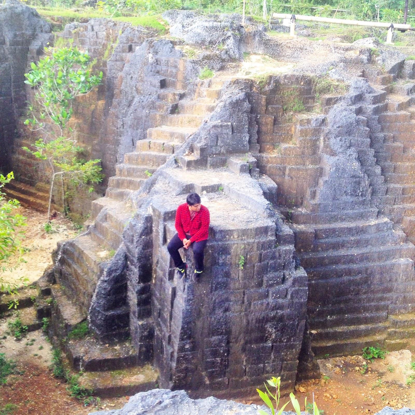 Watu Giring Semanu Fraith Zone Kab Gunungkidul