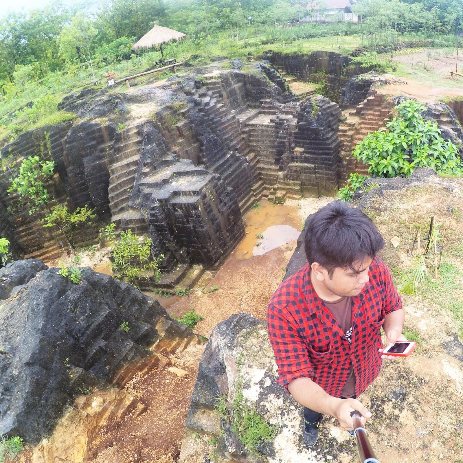 Watu Giring Semanu Fraith Zone Xiaomi Yi Kab Gunungkidul